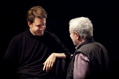 The conductor Jan Moritz Onken and Nelson Freire during a rehearsal of Brahms 2nd piano concerto at the Verbier Festival (c) Nicolas Brodard Silk Road, Conductors, Piano, Fictional Characters, Orchestra, Recital, Pianos, Fantasy Characters