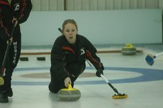 1997: Curling at Mohawk. #Mohawk50