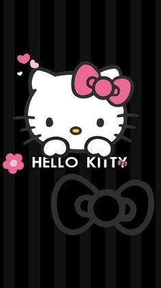 Unduh 95+ Gambar Hello Kitty Warna Pink Hitam Paling Baru Gratis