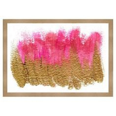 Check out this item at One Kings Lane! Oliver Gal, Luglio, framed