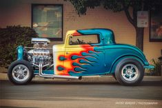 '31 ford hot rod