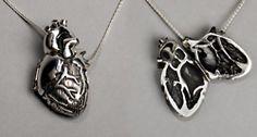 Anatomically pendant