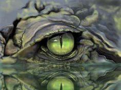 Ojo cocodrilo