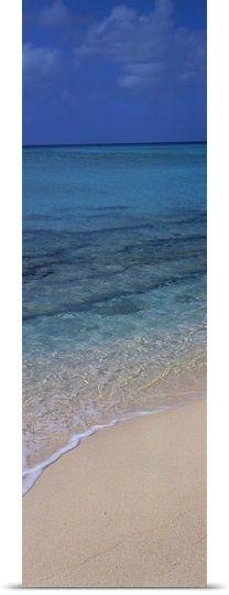 Cayman Islands, Grand Cayman, Seven Mile Beach$34.99 11 x 36 Great Big Canvas