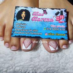 Bella Nails, Semi Permanente, Manicure E Pedicure, Toe Nails, Erika, Nailart, Eye Makeup, Feet Nails, Work Nails