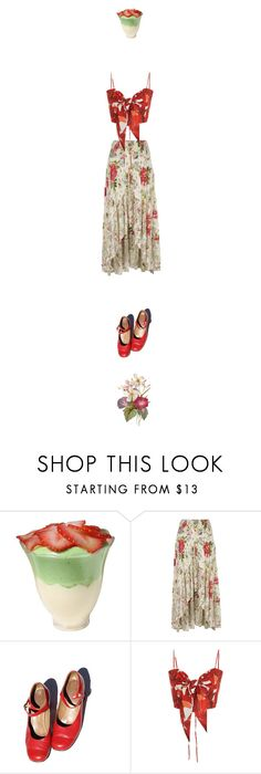 """""""Untitled #2372"""" by zoella ❤ liked on Polyvore featuring River Island and Johanna Ortiz"""
