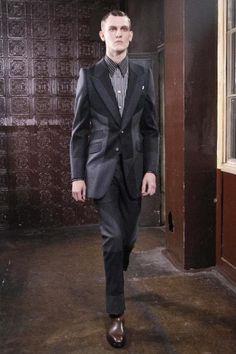 Alexander McQueen @ London Menswear A/W 2013 - SHOWstudio - The Home of Fashion Film