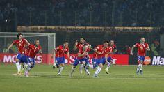 La campaña que coronó a Chile como campeón de la Copa América - Cooperativa.cl
