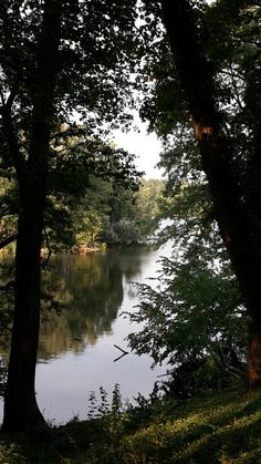 Romantic Germany. A lake near Berlin