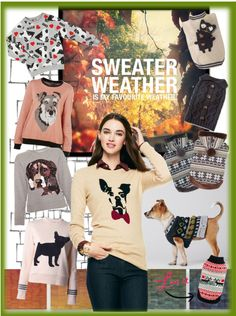 Walking the Dog: Sweater Weather | www.rompmag.com