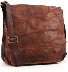 ec122b4840 Campomaggi Lavata Cross Body Bag Leather cognac 33 cm - C1310VL-1702 - Designer  Bags