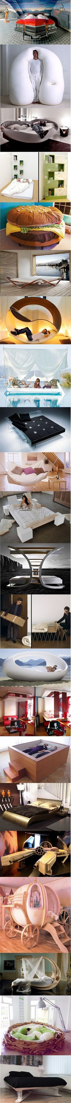 Coolest Beds On the Planet