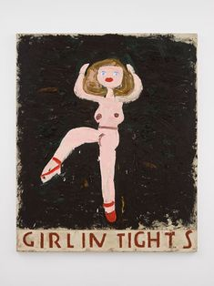 View Girls in Tights by Rose Wylie at David Zwirner in Street, New York, USA. Discover more artworks by Rose Wylie on Ocula now. Rose Wylie, Clay Art Projects, Found Object Art, Robot Art, Art For Art Sake, African American Art, Outsider Art, Recycled Art, Surreal Art