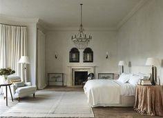 Kijk binnen in een luxueus huis in Londen, dat is ingericht door interior designer Rose Uniacke. Uniacke is onlangs gevraagd om het huis van de familie Beckham in West-Londen opnieuw in te richten. Verstand van interieurstyling heeft ze zeker!