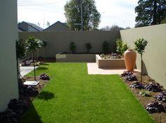 Diseños de jardines modernos