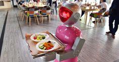Restaurant Fires Inept Robot Waiters -- Grub Street
