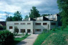 Extensión del Museo Alvar Aalto [concurso] - edgargonzalez.com