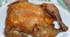 Sült csirke Turkey, Chicken, Meat, Recipes, Food, Drinks, Drinking, Beverages, Turkey Country