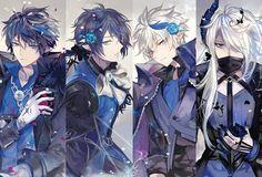 Image de ciel, anime art, and elsword M Anime, Anime Demon, Anime Chibi, Anime Guys, Anime Art, Ciel Anime, Anime Girl Cute, Anime Love, Character Art