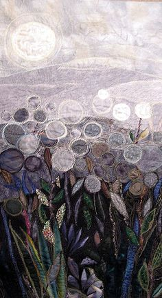 Moon Flowers by molly jean hobbit, via Flickr