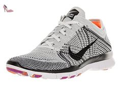 Nike  WMNS  Free TR  Flyknit, Chaussures de fitness pour femme blanc 39 - Chaussures nike (*Partner-Link)