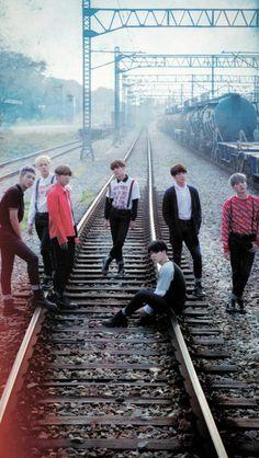 BTS JPN ALBUM YOUTH / credit: jinxedjimin