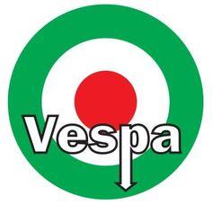VESPA MOTORCYCLE LOGOS Piaggio Vespa, Vespa Lambretta, Vespa Scooters, Vespa Logo, Bike Logo, Vespa Motorcycle, Motorcycle Logo, Fiat 500, Vespa Illustration