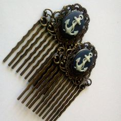 Anchor Combs ~Swoon