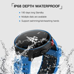 Fitness Tracker,Smart watch Activity Trackers Wristband Heart Rate Monitor Sport Bracelet Pedometer Bluetooth Waterproof Smartwatch for iPhone Android Smartphone ( Color : Red ) Best Smartphone, Android Smartphone, Smartwatch Bluetooth, Health Bracelet, Best Smart Watches, Wearable Device, Smart Bracelet, Heart Rate Monitor