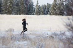 You want to work out, but it's snowy. And cold. And nasty outside. What do you do? How do you stay safe? We have some great tips: