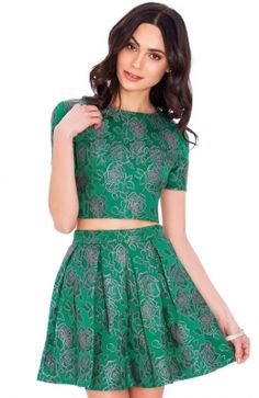S64_front Floral, Summer Dresses, Herbalife, Mini, Fashion, Shopping, Green, Summer Sundresses, Moda