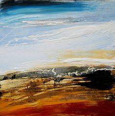 "Saatchi Online Artist: Andrew Palmer; Oil, 2012, Painting ""Trebarwith Strand"""