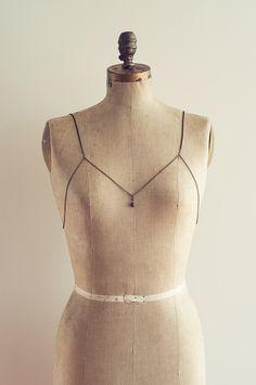Sabina Sweet Heart Body Chain