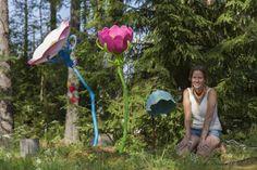 Kontufolk festivaalin Salainen puutarha   Casa de Emilio
