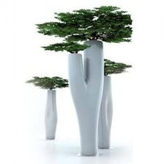 Missed Tree 2 樹型雕塑花器