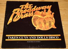 #The#Broadway#Brass#Takes#Guys#And#Dolls# Disco Vinyl