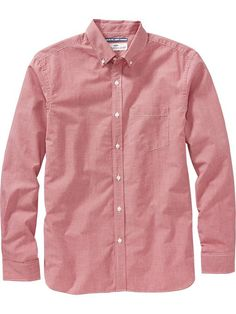 Men's Classic Regular-Fit Shirt Product Image