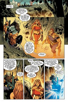 Preview: SQUADRON SUPREME #5 - Comic Vine