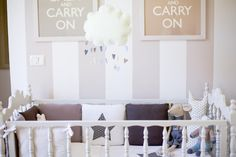 DECOR:  ♥ DIY ♥ Il lettino di Gianmarco