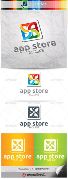 App Store : http://graphicriver.net/item/app-store/8529993?