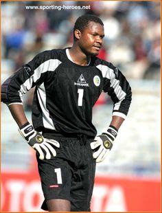 Tony Sylva - Senegal - Coupe d'Afrique des Nations 2004