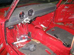 Build Stage 3 - Alfaholics GTA-R – 005 – USA Market