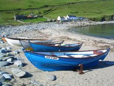 Unst, Shetland.  My real home.