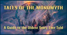 I run a private Facebook Group called 'Tales of the Monomyth' about the parallels in world #mythology. If you're interested in learning more, then please consider subscribing £5 a month on my Patreon page and you'll get access to 'Tales of the #Monomyth and other benefits.