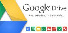 Guárdalo todo. Compártelo todo.  *** ¡Google Docs ahora forma parte de Google Drive! ***  * Con Google Drive, puedes guardar todos tus archivos en un solo lugar para poder acceder a ellos estés donde estés, así como compartirlos con otras personas.   * Utiliza la aplicación de Google Drive para Android para acceder a tus fotos, documentos, vídeos y demás archivos almacenados en tu Google Drive.  * Sube archivos directamente a Google Drive desde tu dispositivo Android.