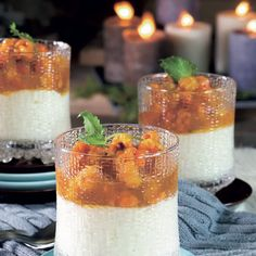 Cook At Home, Food Inspiration, Sweet Recipes, Food To Make, Panna Cotta, Goodies, Baking, Ethnic Recipes, Desserts