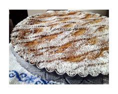 """La Pastiera di riso """"senza glutine"""" e' una variante della tipica Pastiera napoletana rivisitata rivolta a tutti gli i tolleranti al glutine e celiaci."""