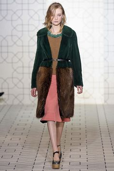 Marni fall 2011. One of my favorite shows EVER. I was and still am obsessed