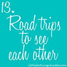 road trips are alomost over :). Long Distance Quotes, Long Distance Love, Distant Love, Prison Quotes, I Believe In Love, Gypsy Life, Ldr, Family Quotes, My Life