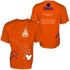 Camisetas para Expedicion #DeClasesEnOrlando 2015. Camiseta para Magic Kingdom, Walt Disney World